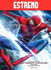 The Amazing Spider-Man 2 Rise of Electro WEBRip 720p Subtitulado 2014
