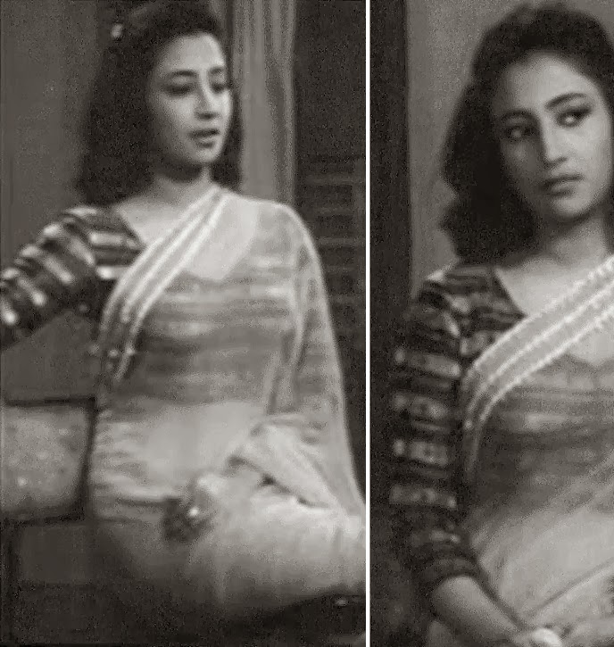 Bengali Actress Suchitra Sen's Biography With Her Some Cute Photos