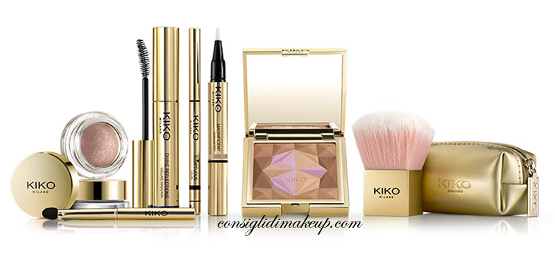 nuova collezione luxurious kiko cosmetics consigli di