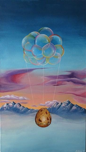 Хрупкость-Malkova-Elena-Art-Fragile