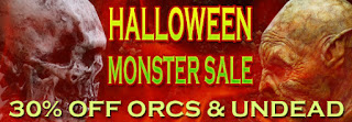 Halloween Lord of the Rings Mithril Sale: 30% Off Orcs and Undead