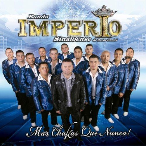 Banda Imperio - Mas Chakas Que Nunca (Disco / Album 2011)