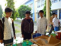 Pameran karya seni siswa SMK Nusaputera 2