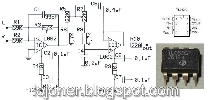 Simple Electronic Project with Component Pin-Out and Fast Datasheet ...