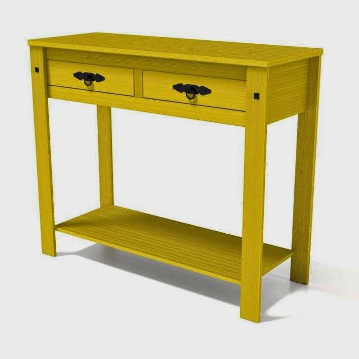 Armario Para Cozinha Pequena De Parede ~ meu aparador amarelo chegou o  Meu novo Lar