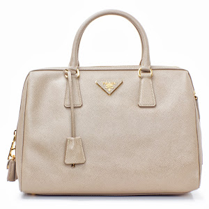 1:1 QUALITY PRADA SAFFIANO TOP HANDLE BL 0823