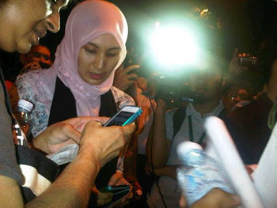 """SuaraRakyat505"" : YB Nurul Izzah Anwar"