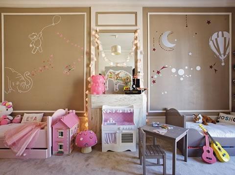 32 propuestas originales para una habitación infantil o juvenil