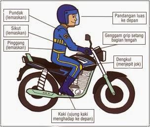berkendara yang baik dan aman
