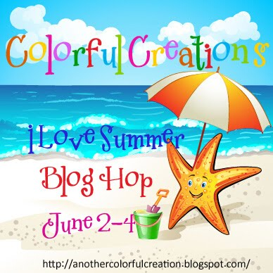 Colorful Creation's Summer Blog Hop