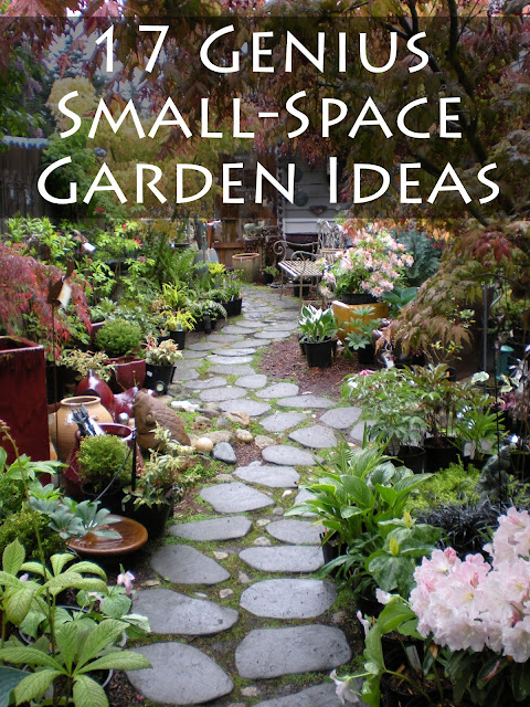 17 Genius Small-Space Garden Ideas