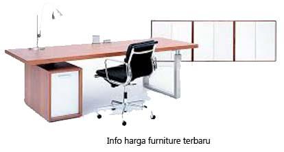 harga meja kerja kantor daftar harga meja kerja kantor minimalis