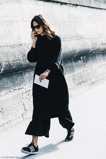Street Style Paris Fashion Week by Collage Vintage :: Cool Chic Style Fashion