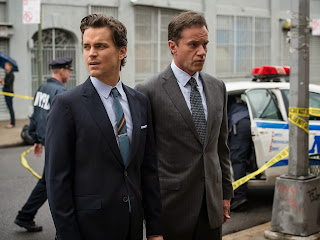 Review White Collar 5x03
