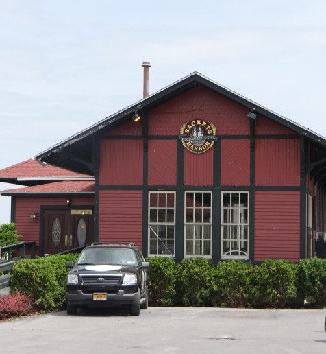 Walkabout With Wheels Blog Sackets Harbor Brewing Company