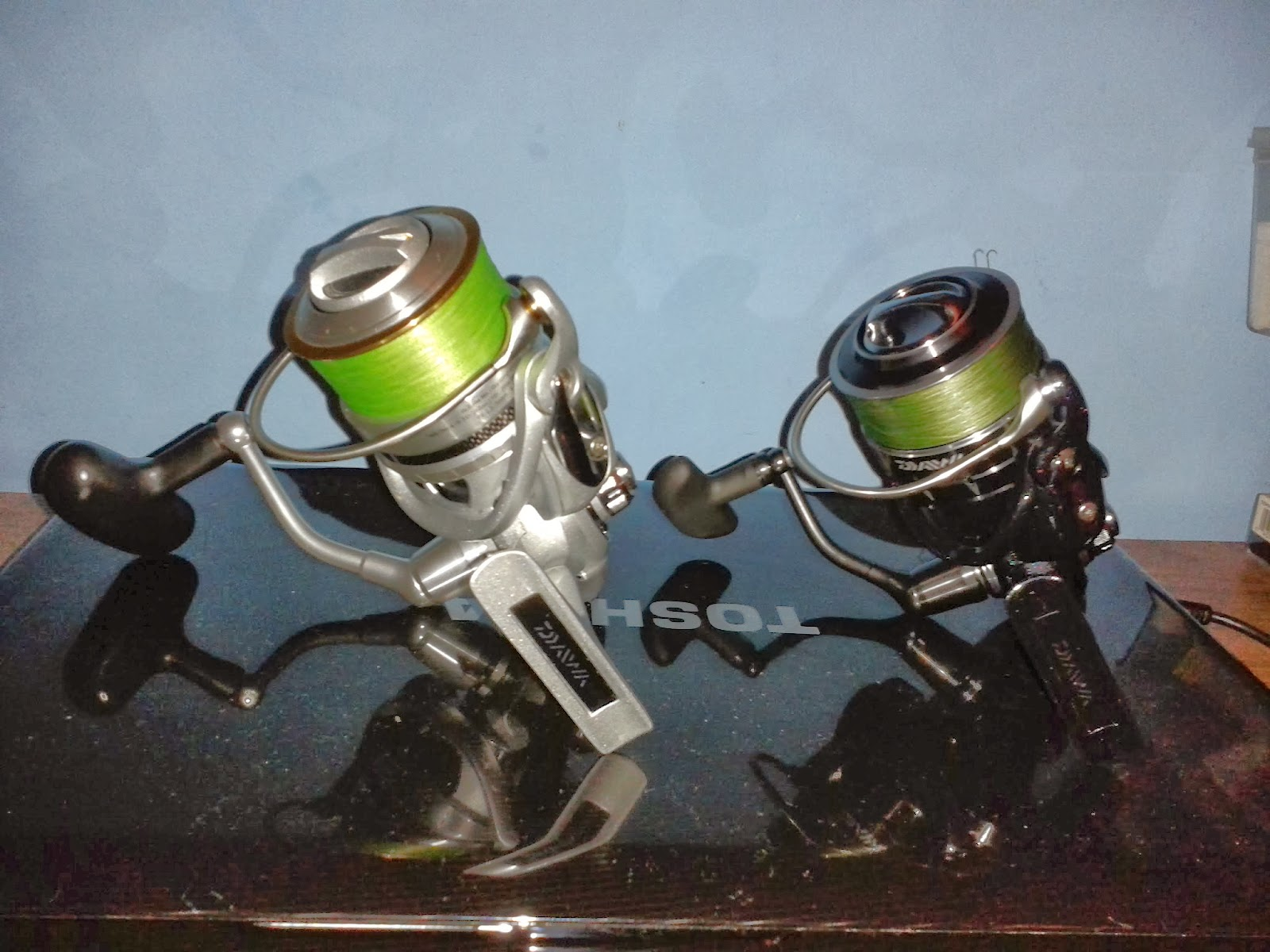 rickyvadepesca: DAIWA CALDIA 3000 SHA - photo#23