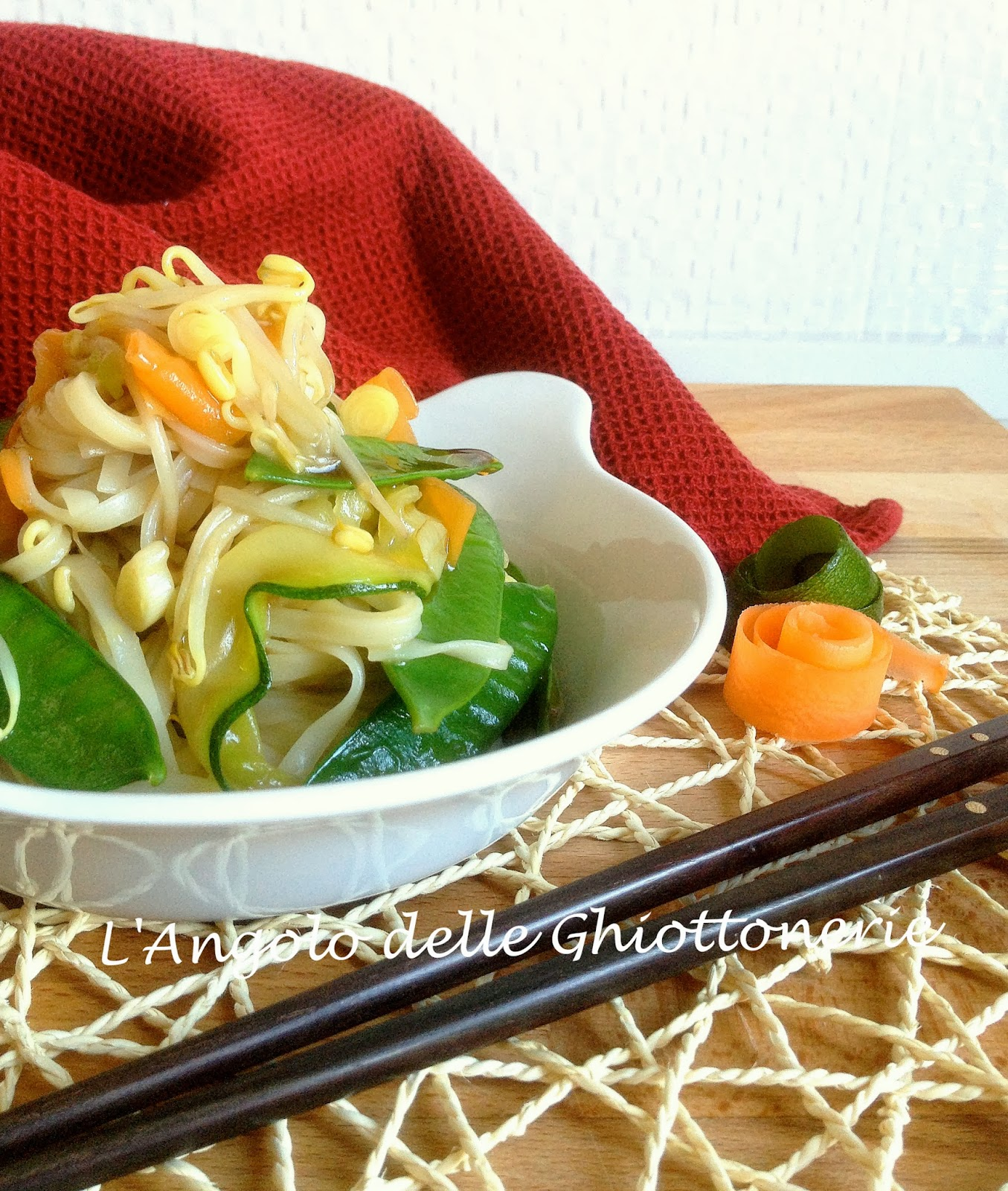 Polpette asiatiche ricette di cotto e postato for Ricette asiatiche