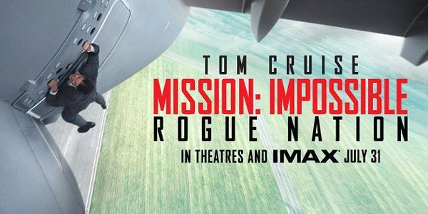 Film Mission: Impossible Rogue Nation 2015