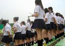 Inilah Fakta Para Pelajar Putri Jepang yang Ternyata Jarang Memakai Celana Dalam