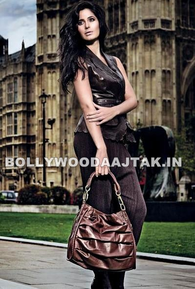 , Katrina Kaif Photoshoot For Harper's Bazaar India