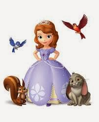 Foto  Kartun Sofia The First Terbaru