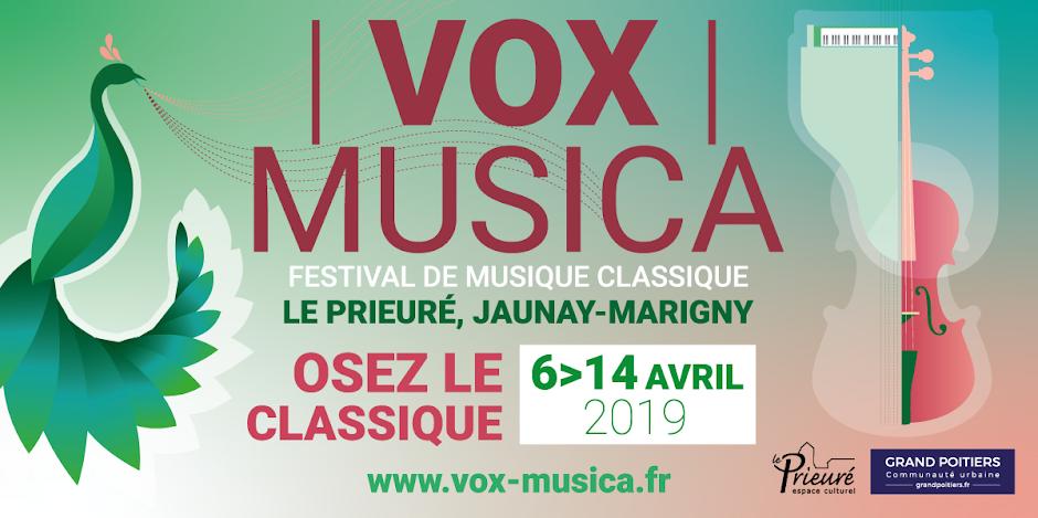 Vox Musica printemps 2019