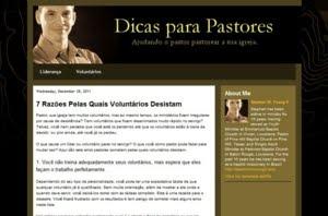 Dicas para Pastores