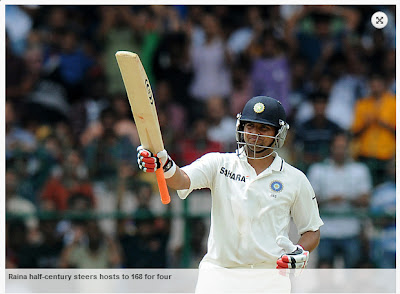 Ind-v-NZ-2nd-Test-Raina