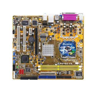 ASUS P5VD2-VM_drivers