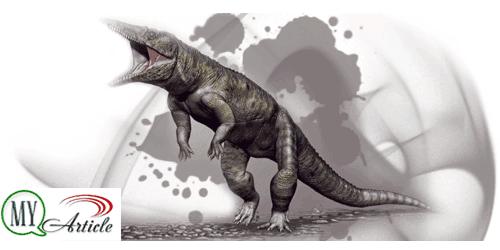 Ancestors Crocodile