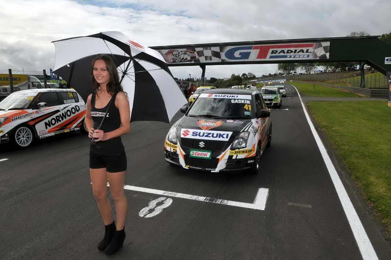 New Zealand Suzuki Swift Sport Cup, wyścigi dla młodych kierowców, sport
