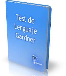 Test de Gardner - Figura/Palabra Receptivo del Lenguaje