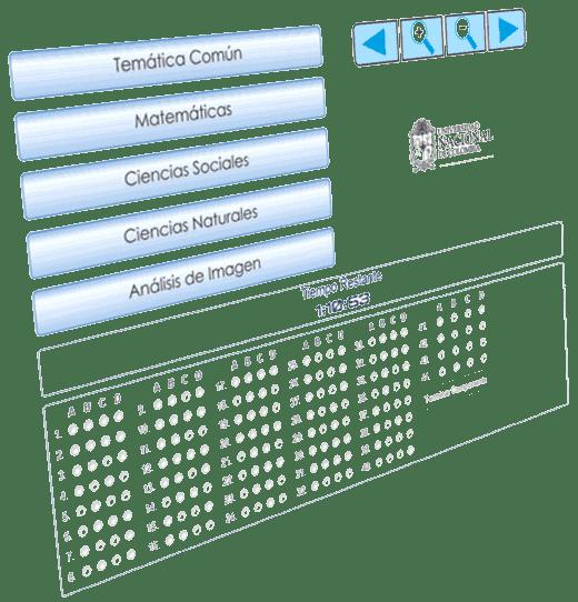 Examen simulacro online virtual examen de admisión UNAL