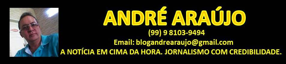 BLOG DO ANDRÉ ARAÚJO