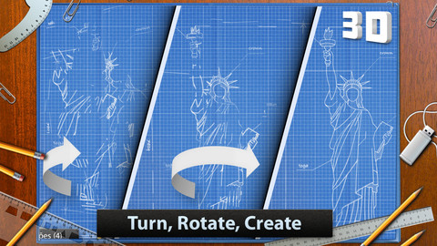 full Blueprint 3D APK + SD DATA Files 1.0 Version