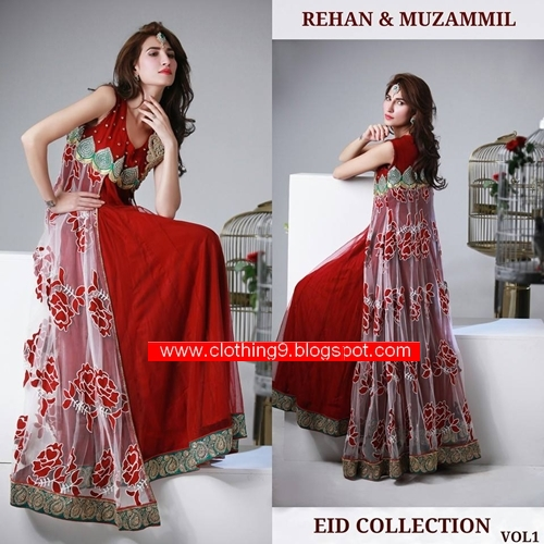 Rehan & Muzammil EID COLLECTION 2015 VOL1