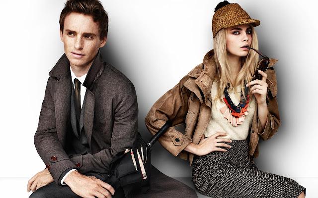 Smile: Ad Campaign: Burberry S/S 2012 : Cara Delevingne ...