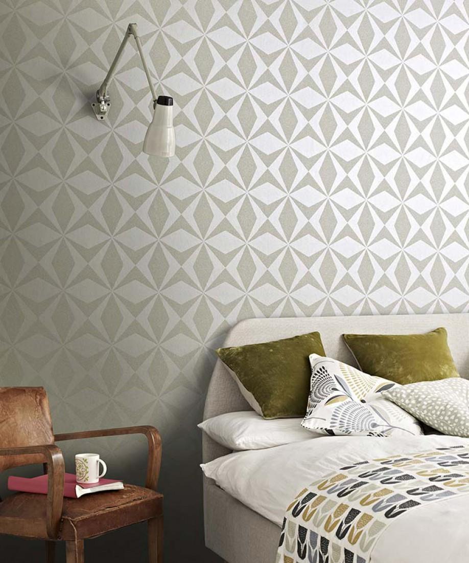 Papel de parede para quartos Reciclar e Decorar Blog  ~ Quarto Casal Papel De Parede