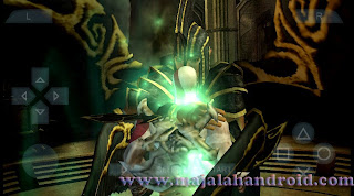 God of War - Ghost of Sparta iso PSP