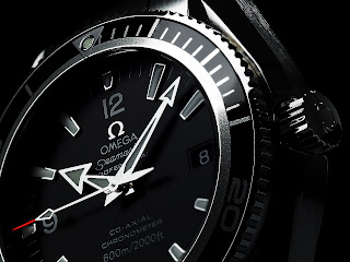 Omega Seamaster Watch HD Wallpaper