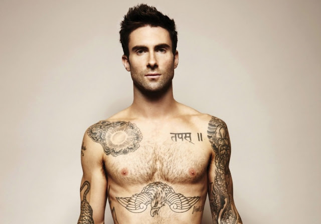 Top 20 Hottest Male Celebrities: Adam Levine
