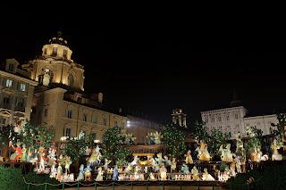 Cenone di capodanno a Torino
