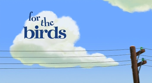 for the birds 2001