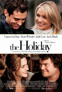 The Holiday 2006 Dual Audio Hindi 480p BluRay [400MB]