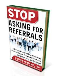 Referral marketing book