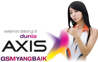 Trik Internet Gratis Axis 5 Agustus 2012