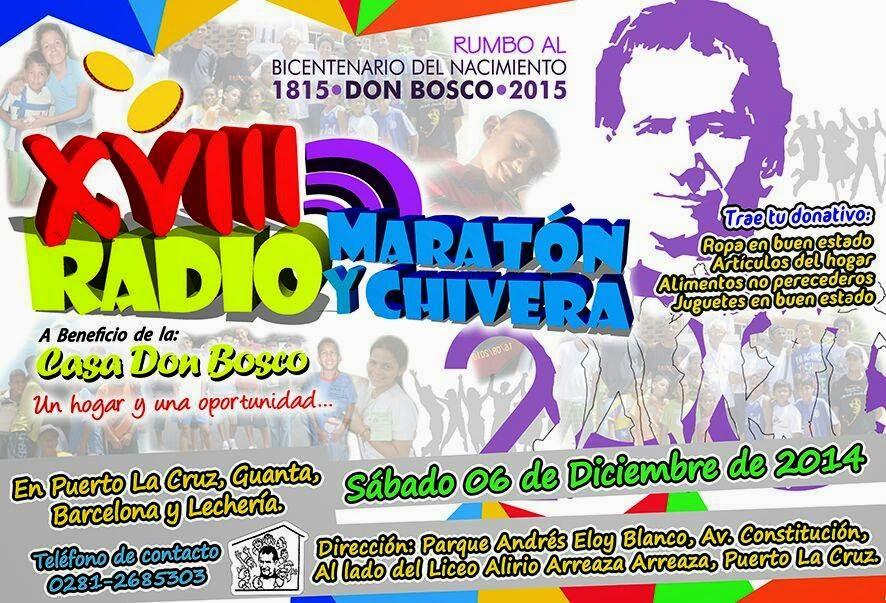 NUEVO!!!! XVIII RADIO MARATÓN
