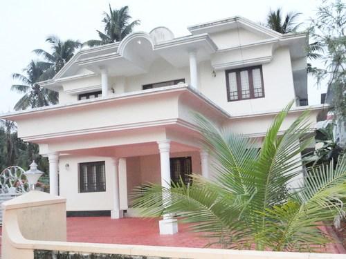 India kerala and international villa pictures kerala for Villa interior design in india