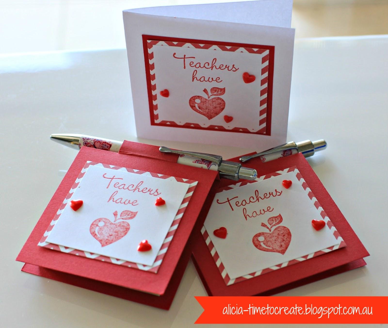 Close to My Heart - Teacher Appreciation