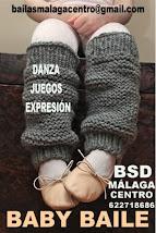 BABY BAILE  2015-16 EN BSD MÁLAGA CENTRO